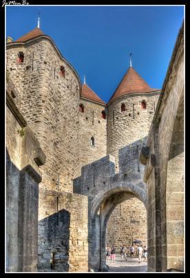054 Puerta Narbona de la Ciudad medieval