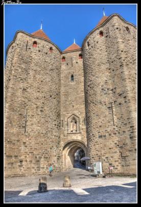 055 Puerta Narbona de la Ciudad medieval