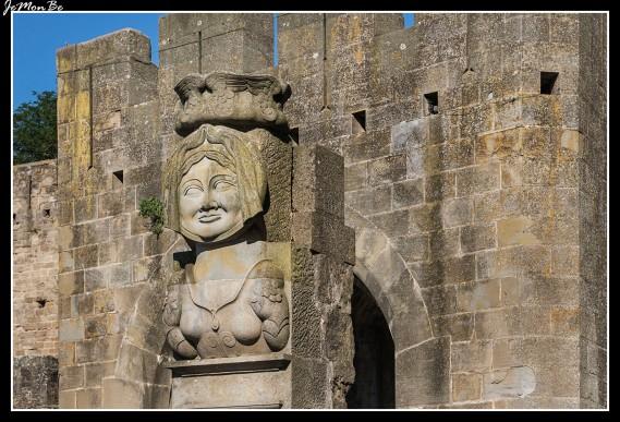 056 Puerta Narbona de la Ciudad medieval