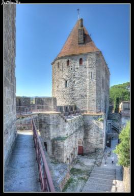 061 Puerta Narbona de la Ciudad medieval