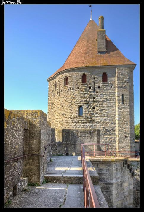 062 Puerta Narbona de la Ciudad medieval