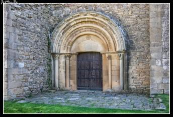11 Iglesia de San Miguel de Oloz