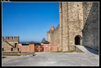 111 Puerta de la ciudad medieval