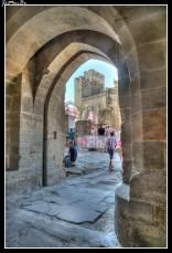112 Puerta de la ciudad medieval