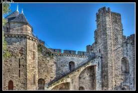 115 Puerta de la ciudad medieval