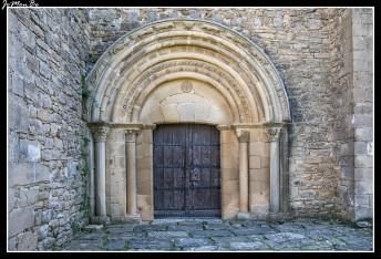 12 Iglesia de San Miguel de Oloz