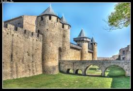 120 Acceso al castillo Comtal