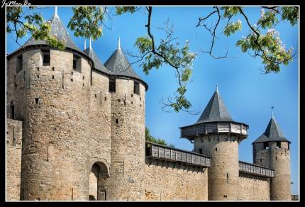 121 Acceso al castillo Comtal