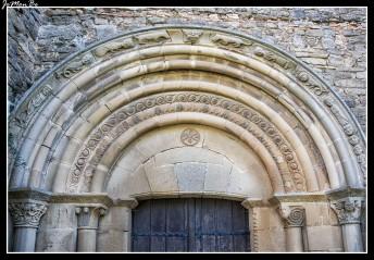 13 Iglesia de San Miguel de Oloz