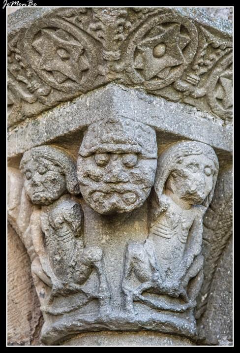 14 Iglesia de San Miguel de Oloz