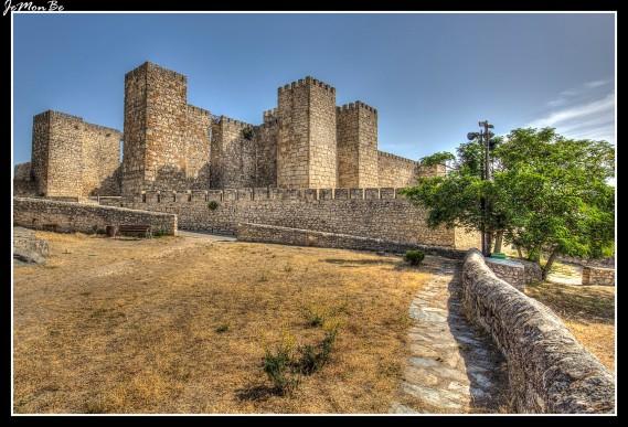 30 Castillo árabe