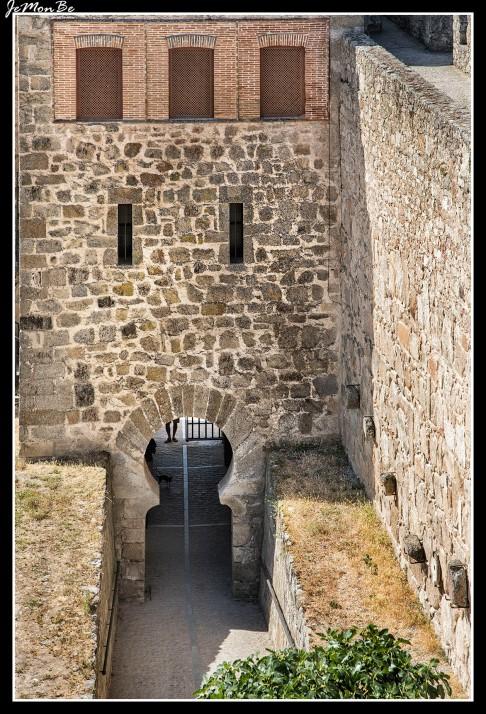32 Castillo árabe