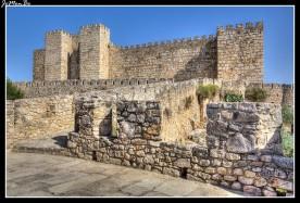 40 Castillo árabe