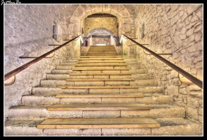 43 La escalera
