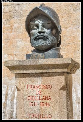 83 Busto de Francisco de Orellana