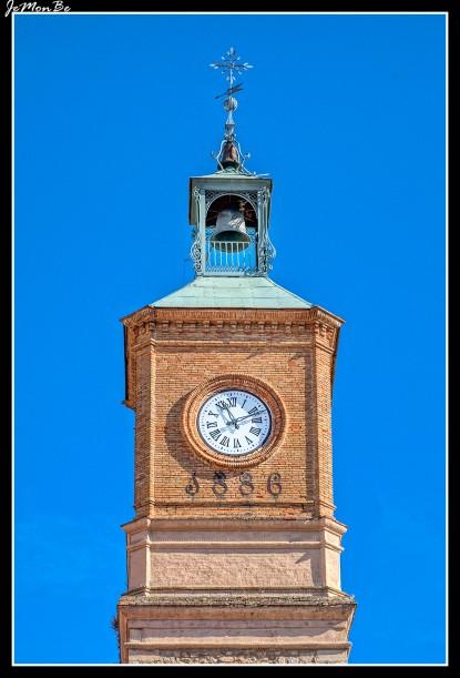 04 torre del reloj, puerta de la villa