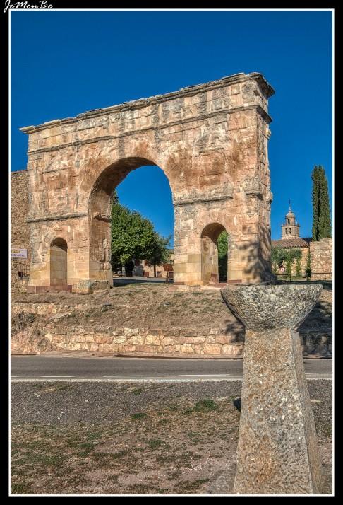 10 arco romano